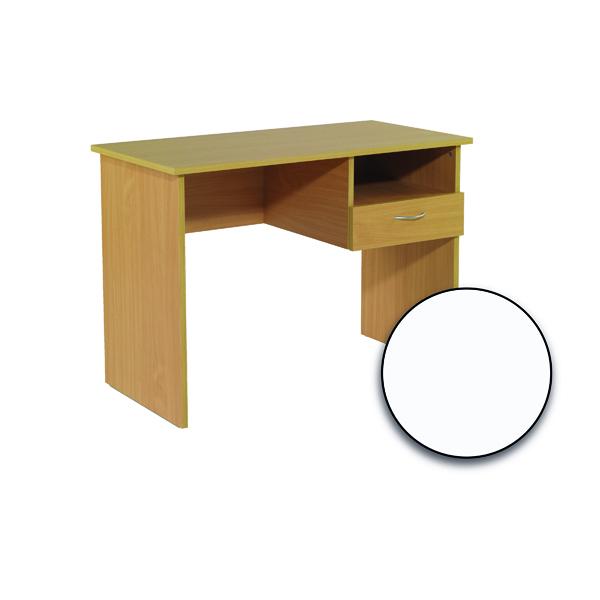 Serrion Homework Desk Ferrera Oak ECS1000OK