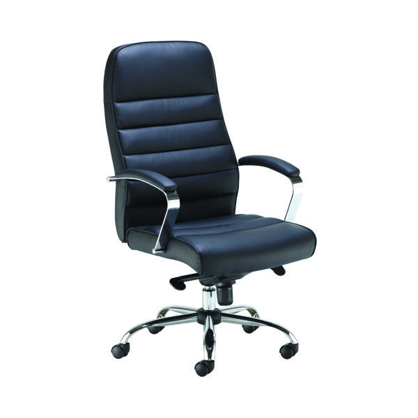 Jemini Ares Executive Chair PU Black KF71521