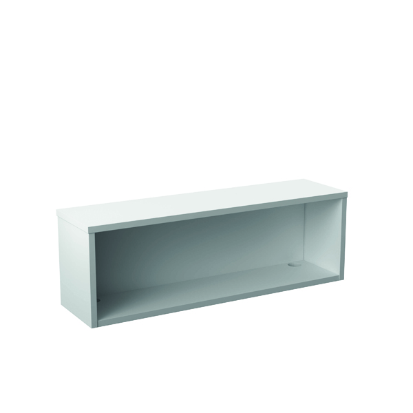 Jemini Reception Modular Riser Unit 1200mm White RCM1200SHUWH