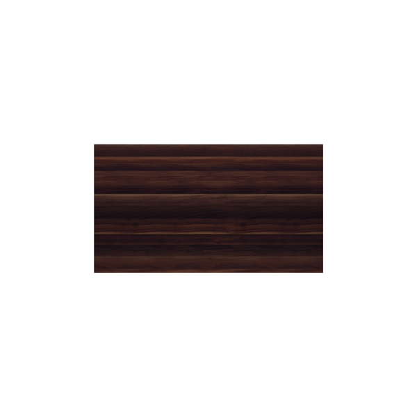 Jemini Adjustable Wood Shelf Dark Walnut TKWSDW