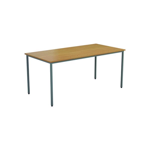 Jemini Rectangular Desk 1800 x 800mm Nova Oak OMPT1880RECNO