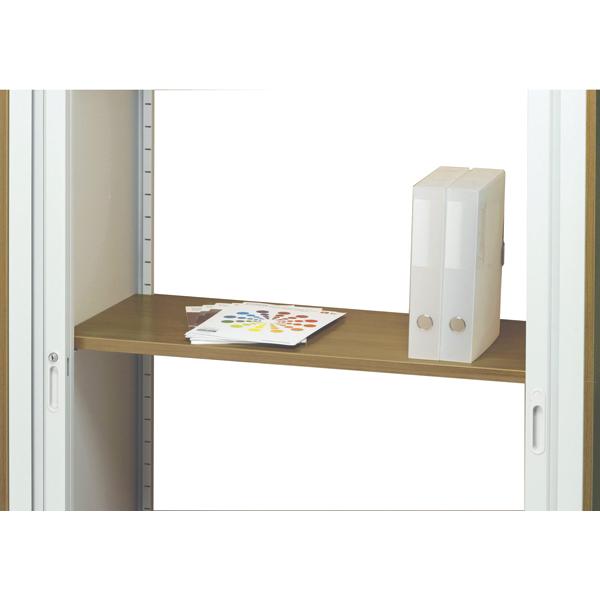 Arista Adjustable Wooden Shelf Beech KF72142