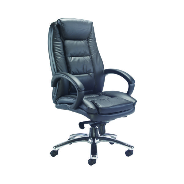 Avior Tuscany Executive Leather Chair CH0240BK