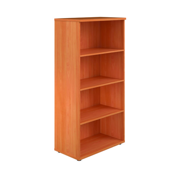 Serrion Bavarian Beech 1750mm Large Bookcase KF73514