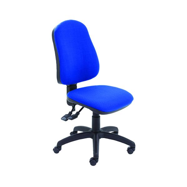 Jemini Teme Deluxe High Back Operator Chair Blue KF74121