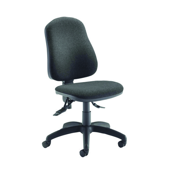 Jemini Teme Deluxe High Back Operator Chair Charcoal KF74122