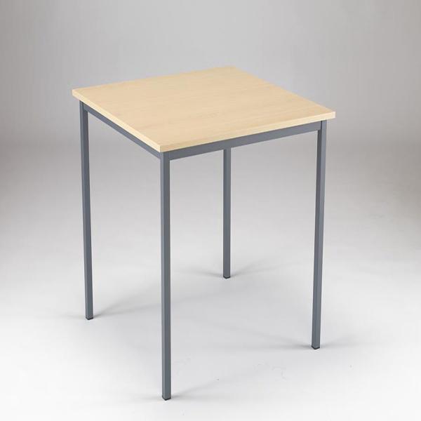 Serrion 750x750x726mm Warm Maple Training Table KF74240