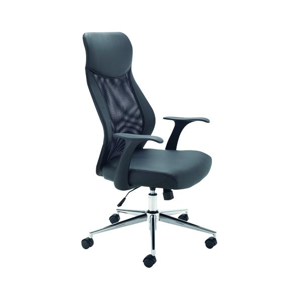 Jemini Tyne Mesh High Back Operator Chairs KF74501
