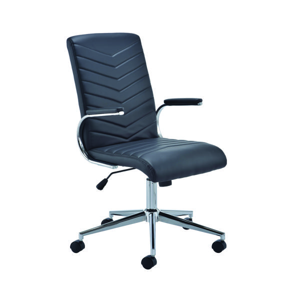 Arista Tarragona Leather Look Chair KF74819