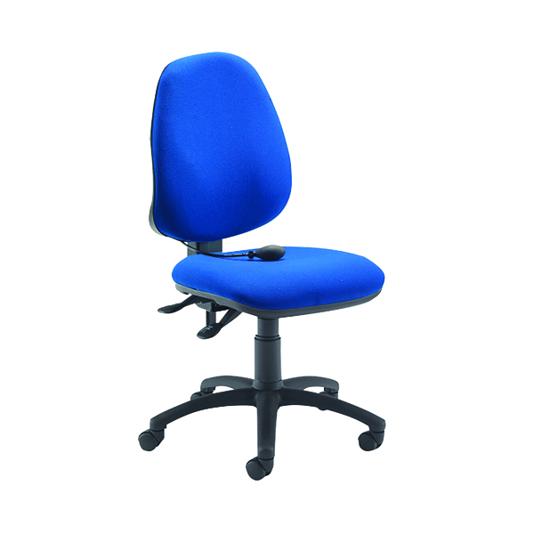 Cappela Intro Posture Blue Chair KF74827