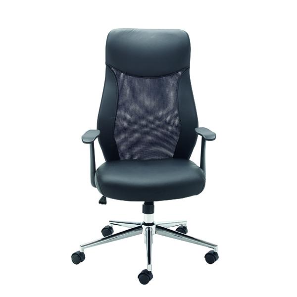 First Mesh High Back Operators Chair KF74830