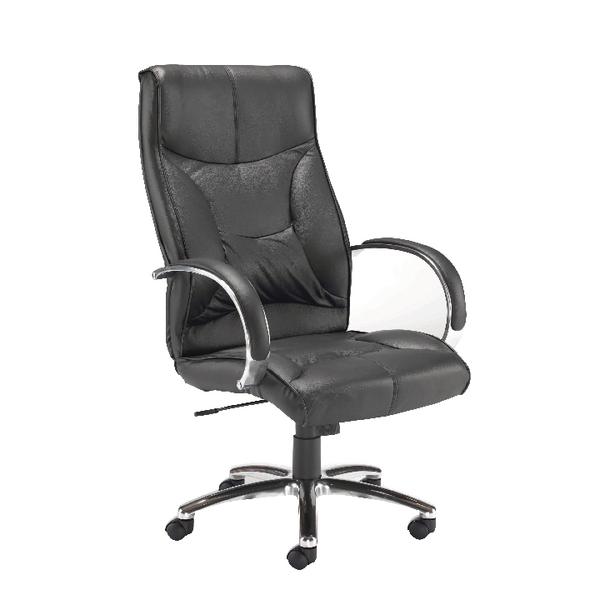 Arista Richmond High Back Leather Look Executive Chair KF78701