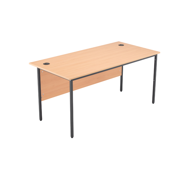 Jemini Beech 1532mm Single Desk KF78934