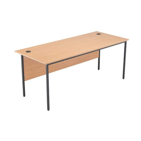 Jemini Oak 1786mm Single Desk KF78937