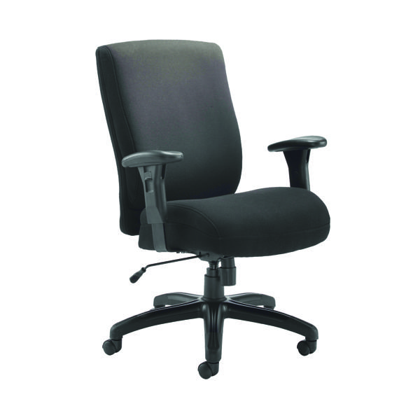 Avior Lomond Heavy Duty Chair Black KF79133