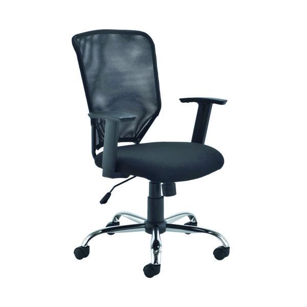 Jemini Low Back Operator Mesh Chair Black KF79885