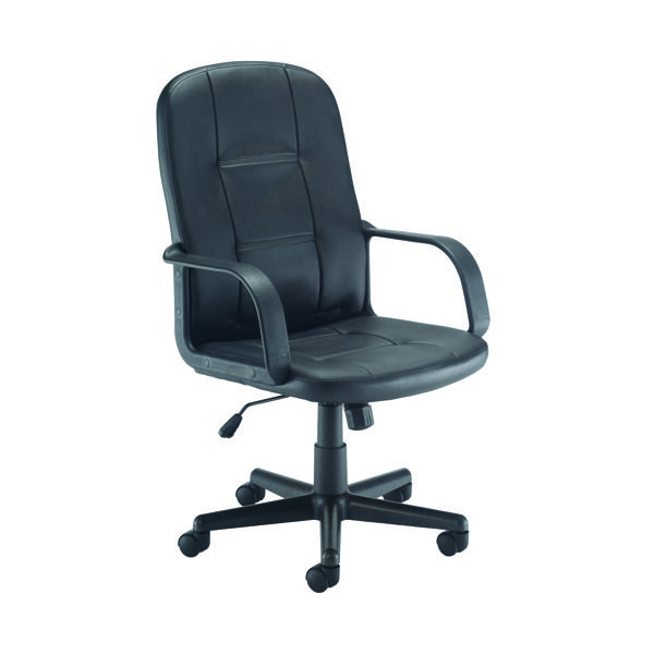 Jemini Jack 2 PU Executive Chair Black KF79887