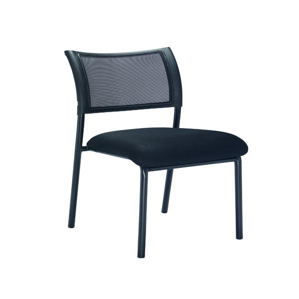 Jemini Jupiter Mesh Back Conference 4 Leg Side Chair W/Black Frame KF79894