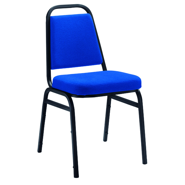 First Banqueting Chair Blue CH0519RB