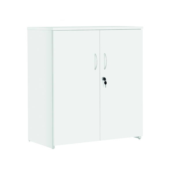 Serrion Small Cupboard 800mm White KF800114
