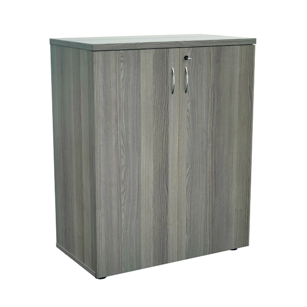 Jemini 1000 Wooden Cupboard 450mm Depth Grey Oak KF810070