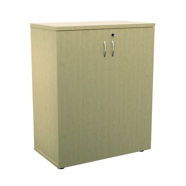 Jemini 1000 Wooden Cupboard 450mm Depth Maple KF810087