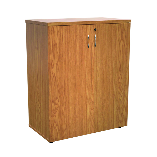 Jemini 1000 Wooden Cupboard 450mm Depth Nova Oak KF810094