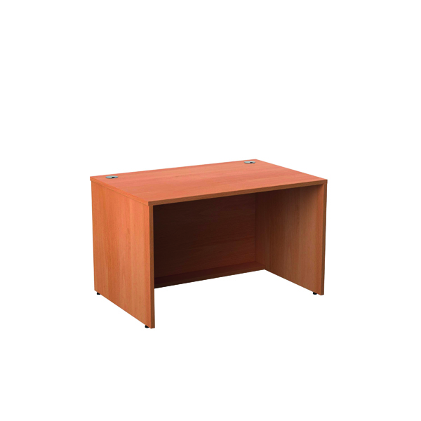 Jemini Reception Modular Straight Base Unit 1200mm Beech KF816425