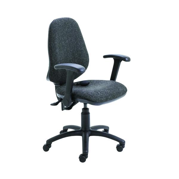 Jemini Intro Hbk Pst Chair Charcoal