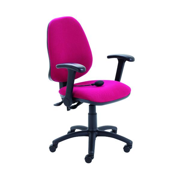 Jemini Intro Hbk Pst Chair Claret