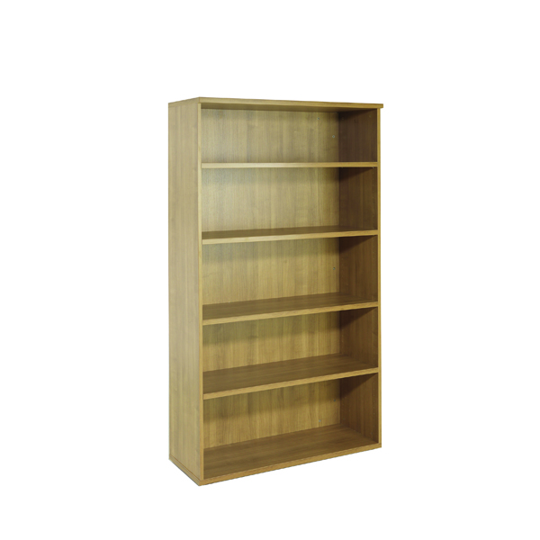 Avior Ash 1800mm Bookcase (W1000 x D400 x H1800mm) KF838270