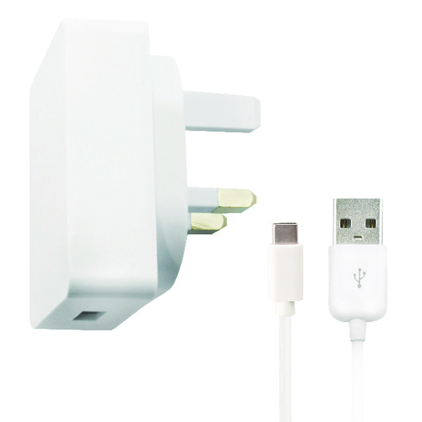 Reviva USB C Cable and USB Mains Charger 22480VO11