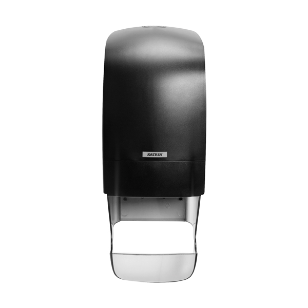 Katrin Inclusive System Toilet Roll Dispenser Black 92049