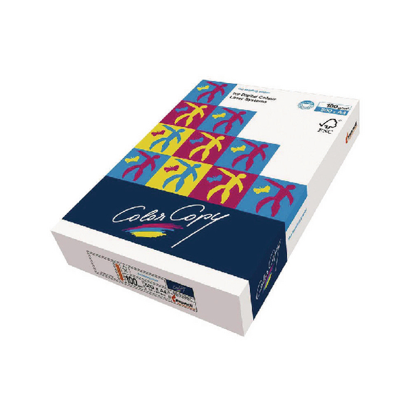 Color Copy A4 Paper 200gsm White (Pack of 250) CCW0325