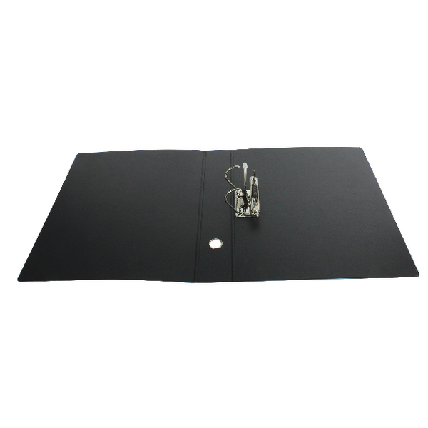 Leitz 180 Upright Lever Arch File Board A3 Black (Pack of 2) 310670095
