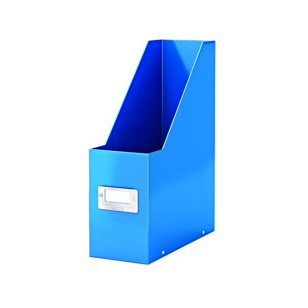 Leitz Click & Store Magazine File Blue (Dimensions: W103 x D253 x H330mm) 60470036