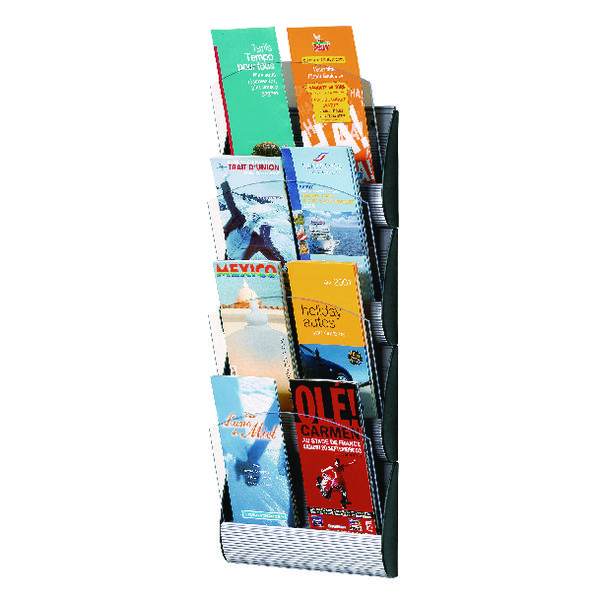 Fast Paper A5 Max Wall Display System (Colour: Silver, this is wall mountable) 4065X4.35