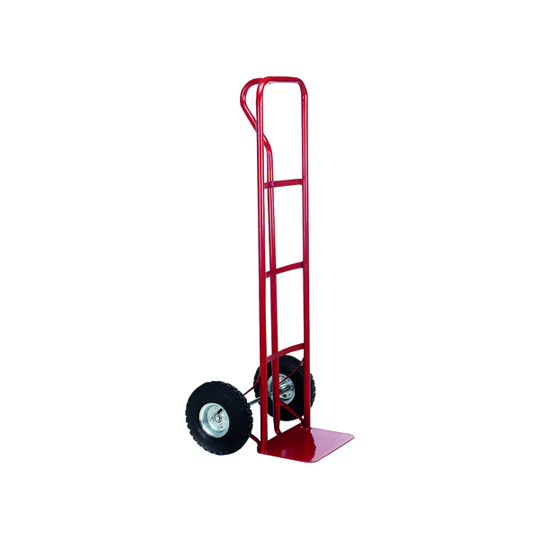 Barton P Handle Sack Truck Red PHPTST