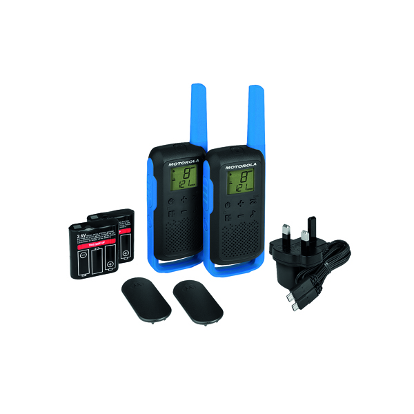 Motorola T62 Twin Pack BP00810LDRMAW