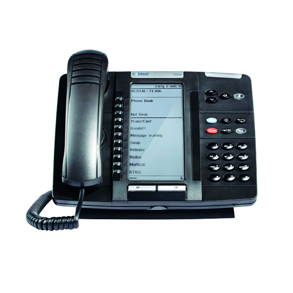 Mitel 5320e IP Phone Dual Port Dual Mode50006634