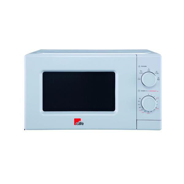 MyCafe White 20 Litre Digital Microwave EV2005