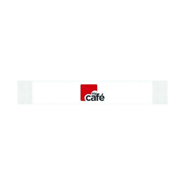 MyCafe Sugar Sticks White (Pack of 1000) 21SJ3146