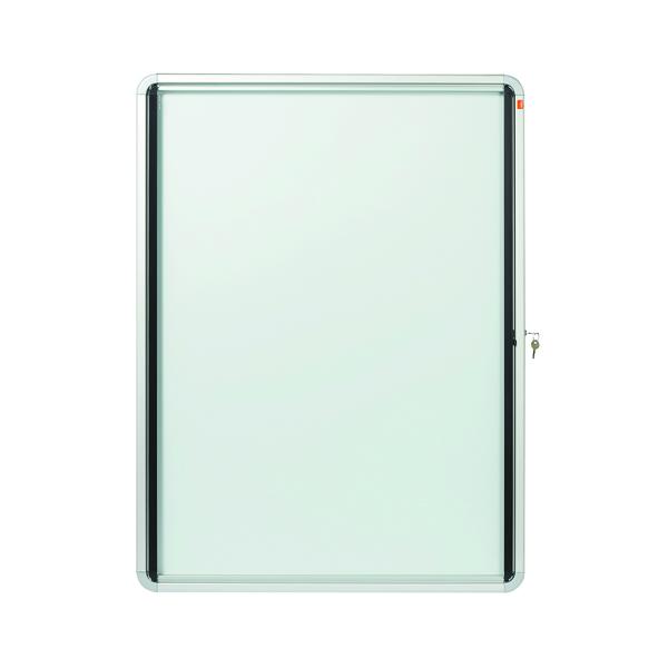Nobo Weatherproof External Glazed Case 1000x752mm 1902580
