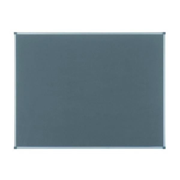 Nobo Classic Grey Felt Noticeboard 1200x900mm 1900912