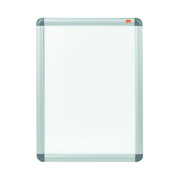 Nobo Aluminium Clip Frame A3 Silver 1902213