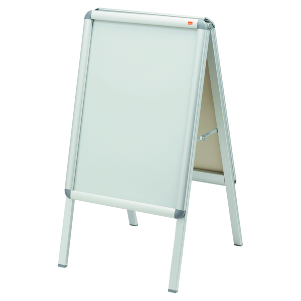 Nobo A-Board Snap Frame Poster Display A2 1902207