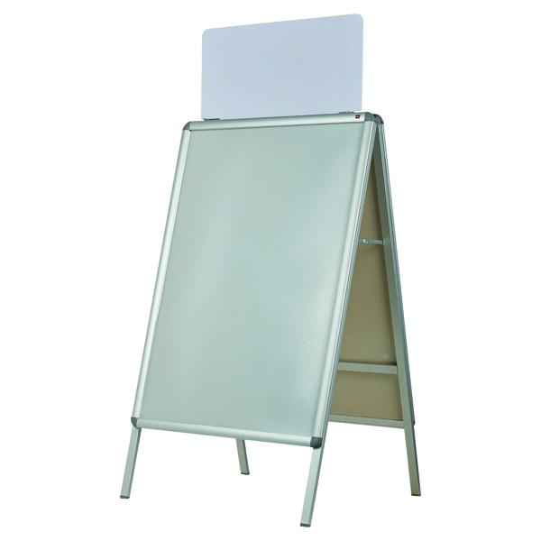Nobo A-Board Snap Frame Header Panel A1 1902377