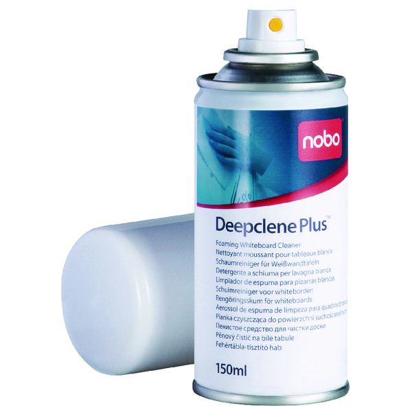 Nobo Deepclene Plus 150ml (Suitable for all drywipe whiteboards) 34538408
