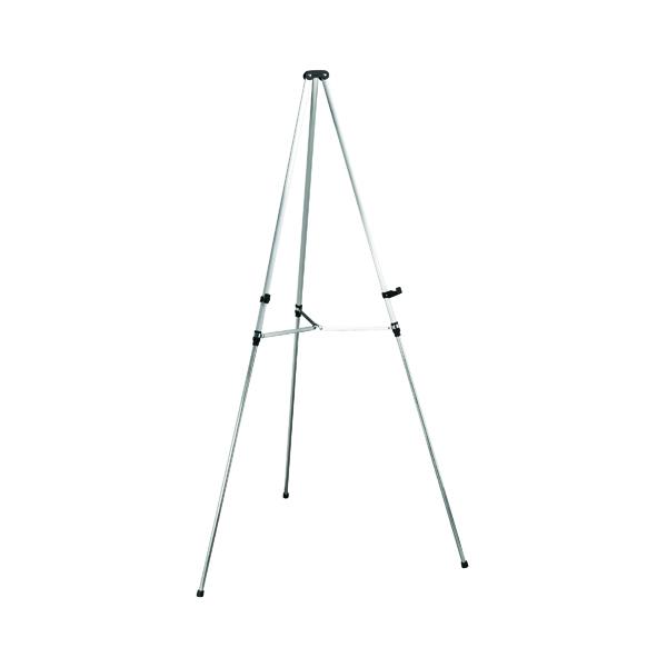 Nobo Lightweight Telescopic Display Easel Aluminium Q50E