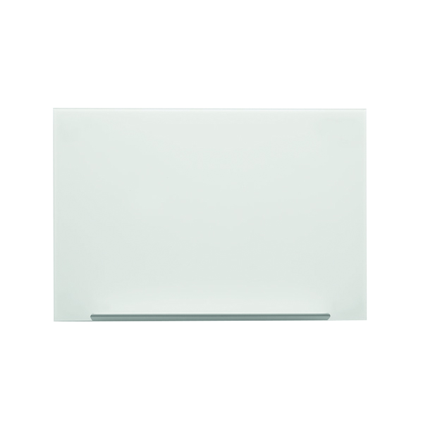 Nobo Diamond Magnetic Glass Board White 1260x711mm 1905177
